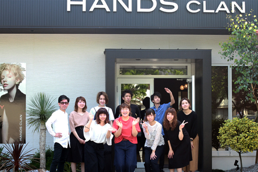 HANDS CLAN 1st anniversary